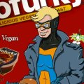 thumbnail of Buddy Baker (Animal Man) with Tofurky